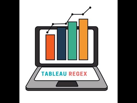 Tableau Regex to get single letter after particular word