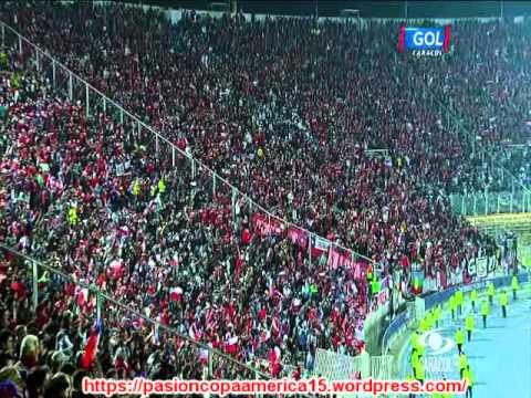 Chile 0 Argentina 0 (4-1)  (Relato Osvaldo Wehbe) Copa America 2015