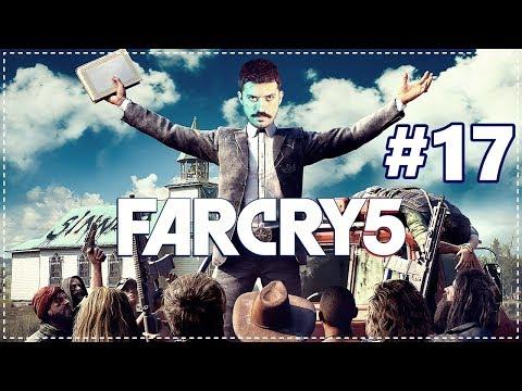 GÖKTEN HELIKOPTER YAGIYOR | Far Cry 5 Türkçe 17. Bölüm