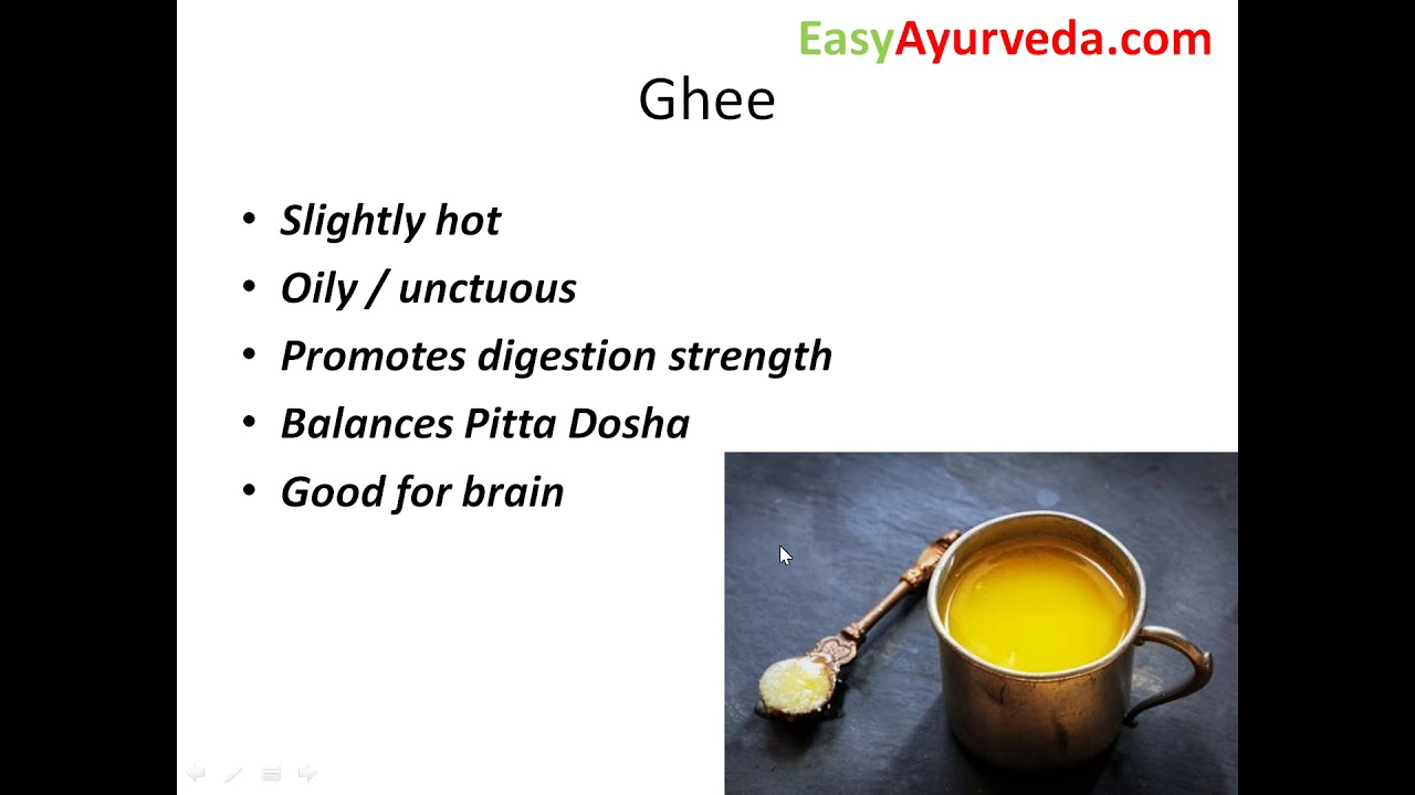 60 Benefits Of Ghee, Side Effects, Contra Indications | Easy