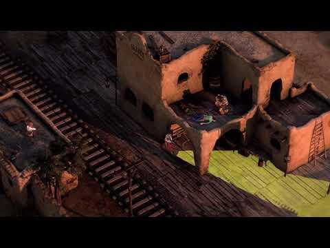 Watch This Desperados 3 Explained In A 6 Minute Breakdown Of Wild West Mayhem Ausgamers Com