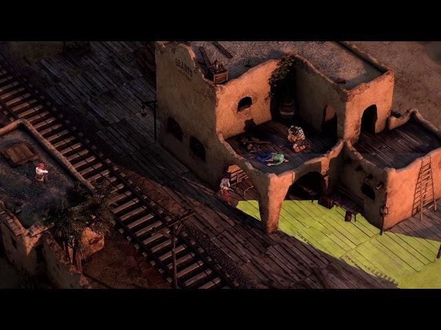 Desperados Iii Overview Trailer Released Video Games Blogger