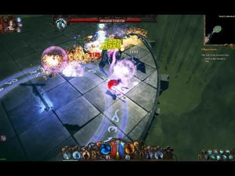 Van Helsing: FC (Fearless, Elementalist) - Final Battle