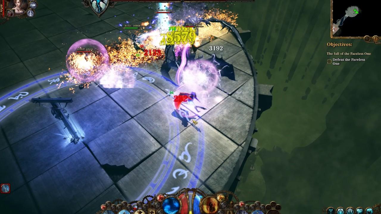 Adventures Of Van Helsing Final Cut van helsing: fc (fearless, elementalist) - final battle