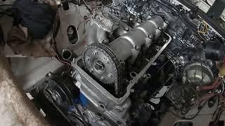 Цепь двигателя Ваз нюансы натяжки