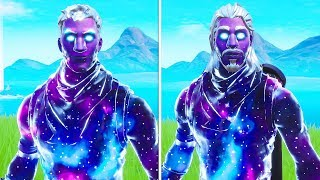 "the NEW ""GALAXY DEFAULT"" skin in Fortnite.."