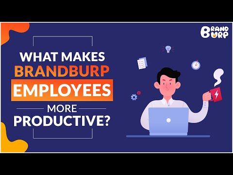 What Makes BrandBurp Employees More Productive? thumbnail