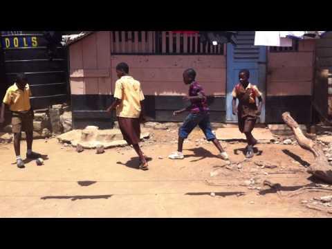 Schoolyard Football, Street Academy, Accra, Ghana