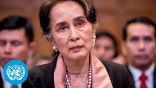 International Court of Justice: Aung San Suu Kyi defends Myanmar from accusations of genocide