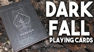 Deck Review - Darkfall Playing Cards By Murphy's Magic [HD-4K]
