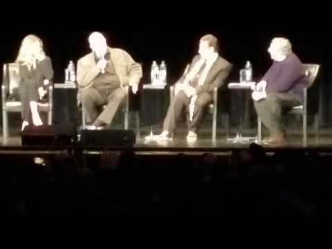 Al Pacino & Michelle Pfeiffer Scarface panel at Tribeca Film Festival