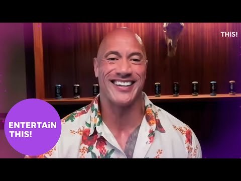 The Rock: I might run for president 'if that's what the people wanted' (FULL) | Entertain This