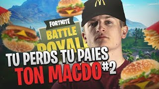 HOW TO WIN A MACDO FREE GRACE A FORTNITE - PART 2