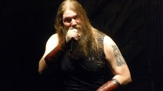 Amon Amarth: Deceiver of The Gods Tour 2014 (Full Set) @ The Wiltern Theatre, Los Angeles, CA, USA