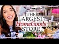 ULTIMATE HOME GOODS SHOP WITH ME! SO MUCH STUFF! | Alexandra Beuter