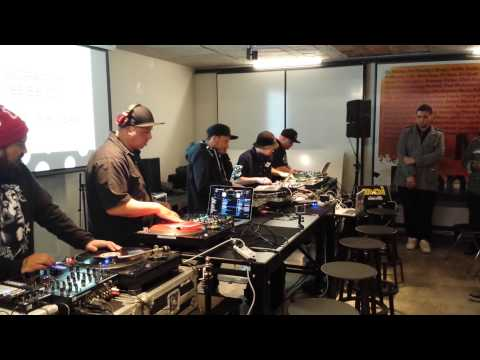 Spark Lab Scratch Session Jam