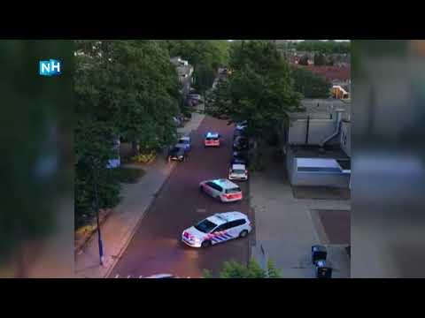 Meerdere arrestaties na wilde achtervolging in Haarlem