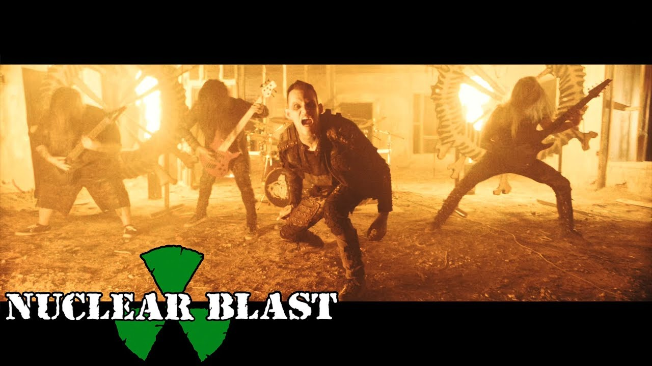 CARNIFEX - World War X (OFFICIAL MUSIC VIDEO)