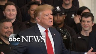Mueller report: 'Does not exonerate' President Trump