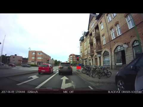 Dashcam i Malmö #3 - Dashcamsverige.se