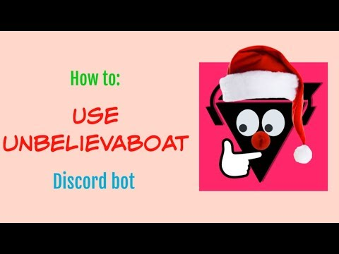 A Guide to Using UnbelievaBoat