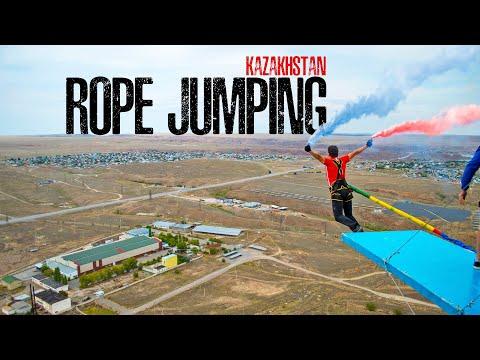 Rope Jumping 180