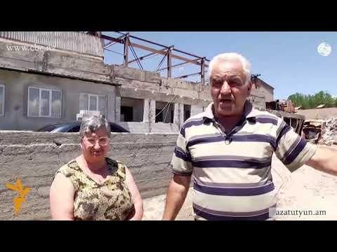 Жизнь после Азербайджана: бакинские армяне нищенствуют в Армении