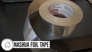 Review of Nashua HVAC Multipurpose Foil Tape