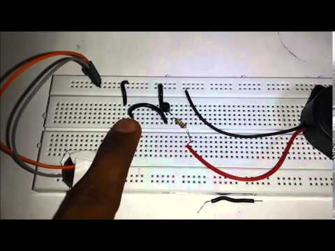 Melody Sound Generator Circuit