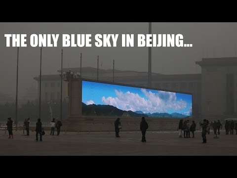 Beijing's Most Dangerous Pastime—Breathing | China Uncensored