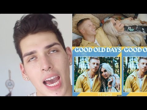 MACKLEMORE FEAT KESHA - GOOD OLD DAYS (OFFICIAL MUSIC VIDEO) REACTION!
