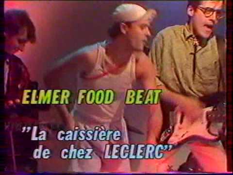 Elmer Food Beat La Caissiere