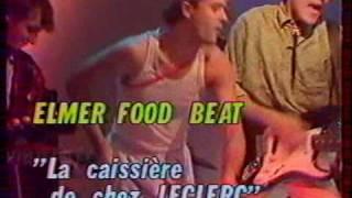 "Elmer Food Beat ""La caissière de chez ..."""