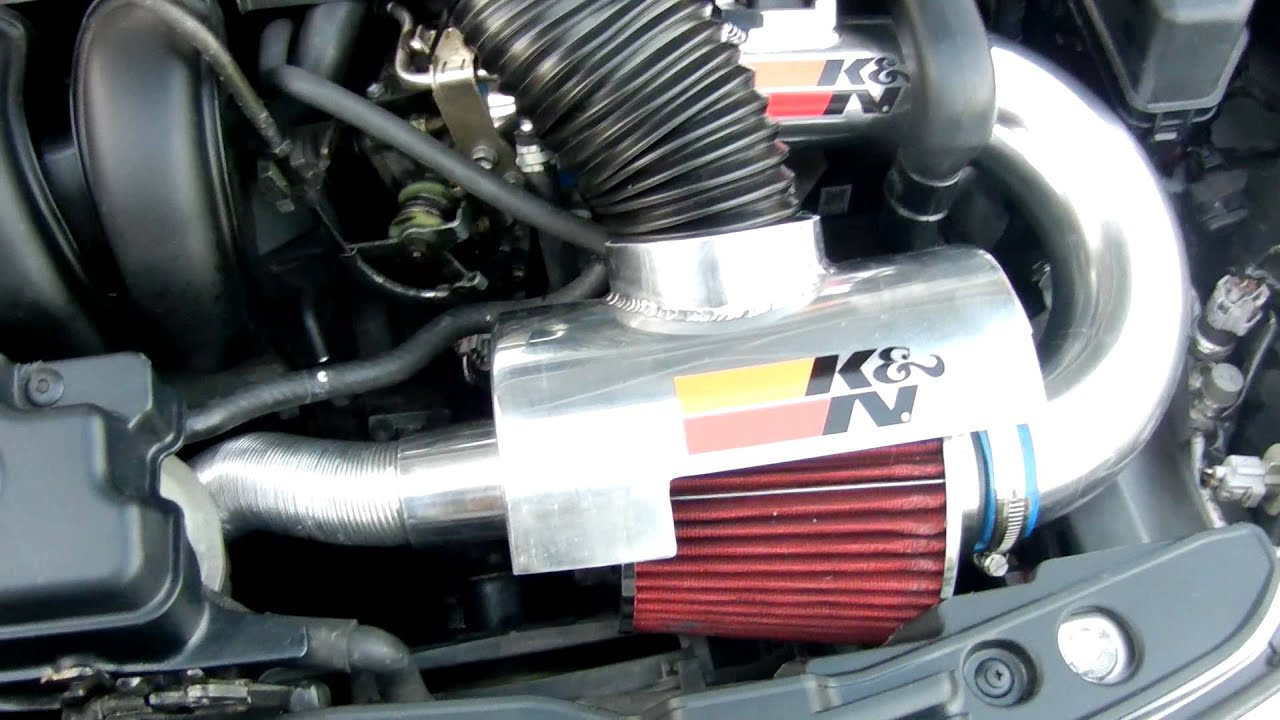 Toyota Celica Induction Kit With Heat Shieldmov Youtube
