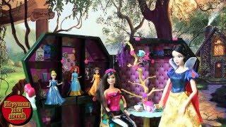 Видео для девочек, Страшная история Ведьма Виктория и ее куклы, Играем в игры с куклами