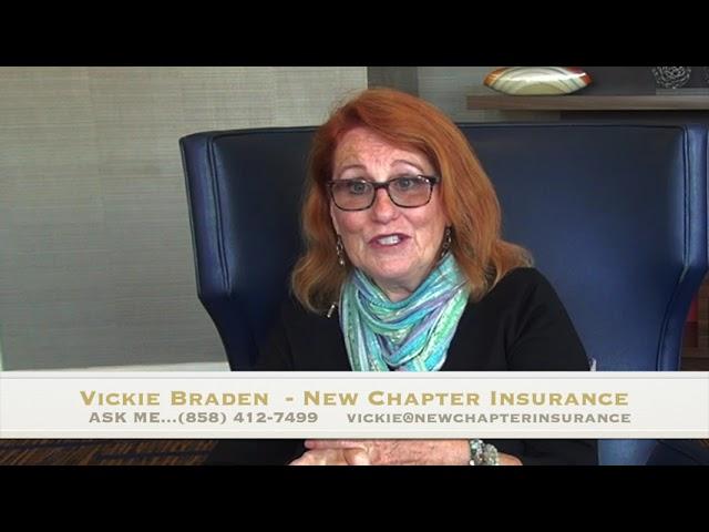 Vickie Braden - Medicare Agent (858) 412-7499