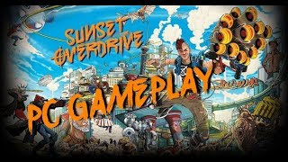 Sunset Overdrive PC Gameplay [Maxed Out]