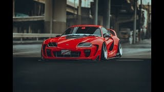 Need for Speed Most Wanted - Toyota Supra - PRO LVL