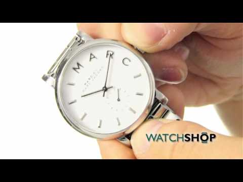 Marc Jacobs Ladies' Baker Watch (MBM3242)