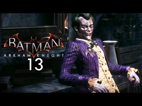 BATMAN: ARKHAM KNIGHT  [013] - Zwischenstopp Wayne Tower ★ Let's Play Arkham Knight