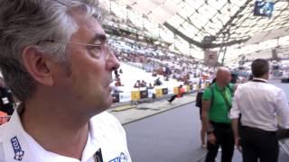 Tour de France 2017, 20ème étape - Découvrez le stade Vélodrome avec Marc Madiot