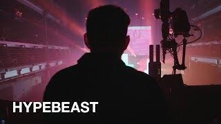 Lil Uzi Vert Stage Designer & VFX Artist Shows Us His Process