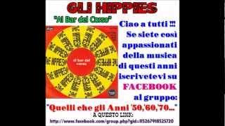 GLI HIPPIES : Al bar del Corso
