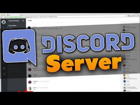 Discord - Server Erstellen (kostenlos) - Tutorial