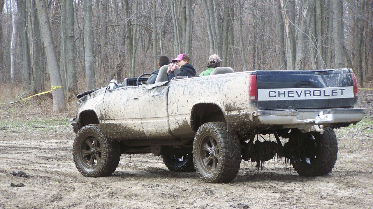 Strange 4x4 Mud Trucks - Spring Mudfest 2015 - Gopher ...