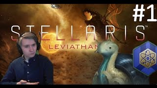 Stellaris: Leviathans - Sneaky Science Snails - Part 1