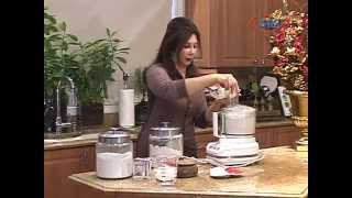 Samira's Kitchen Episode # 53 Caramel Pecan Pie, Walnut Tart, Cream Puff Pastry, Caramel Sauce