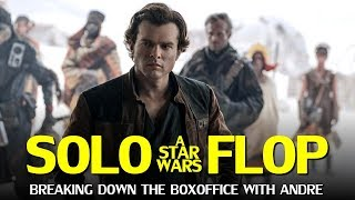 Solo, a Star Wars Flop - Breaking Down the Boxoffice