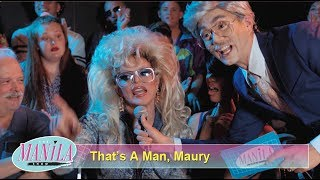 Смотреть клип Manila Luzon - That'S A Man, Maury Featuring Willam