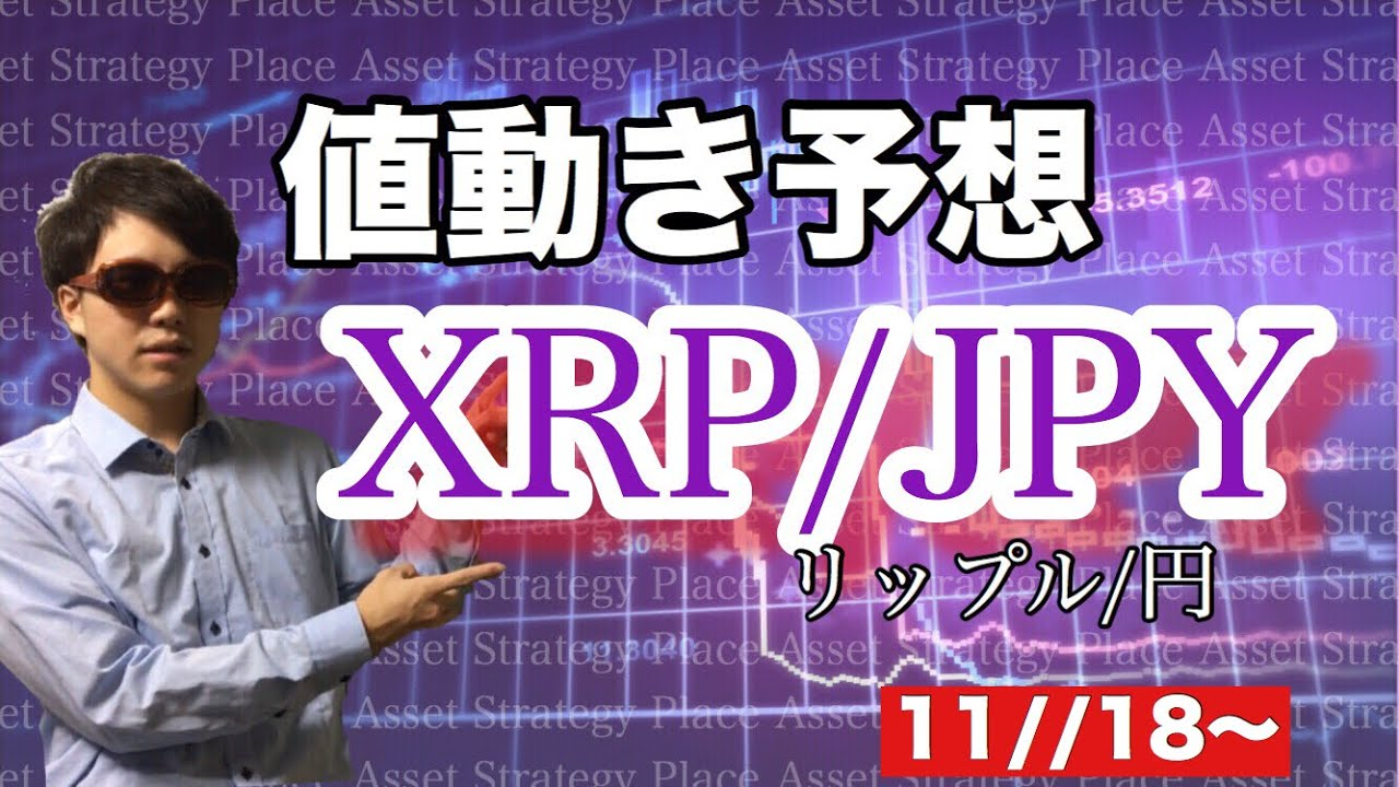 XRP/JPY値動き予想【仮想通貨FX】 - YouTube
